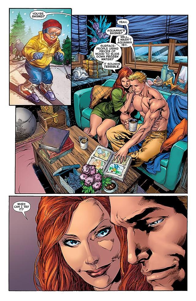 Aquaman (2011-) #2