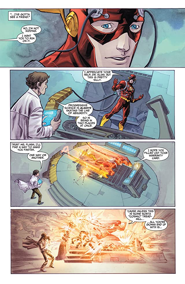 The Flash (2011-) #2