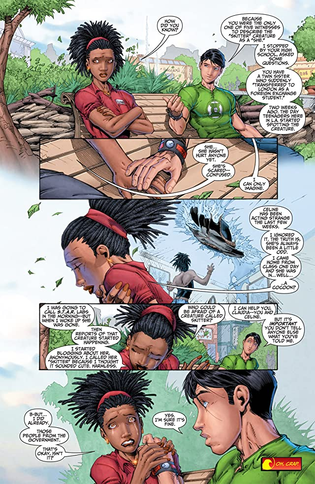click for super-sized previews of Teen Titans (2011-2014) #2