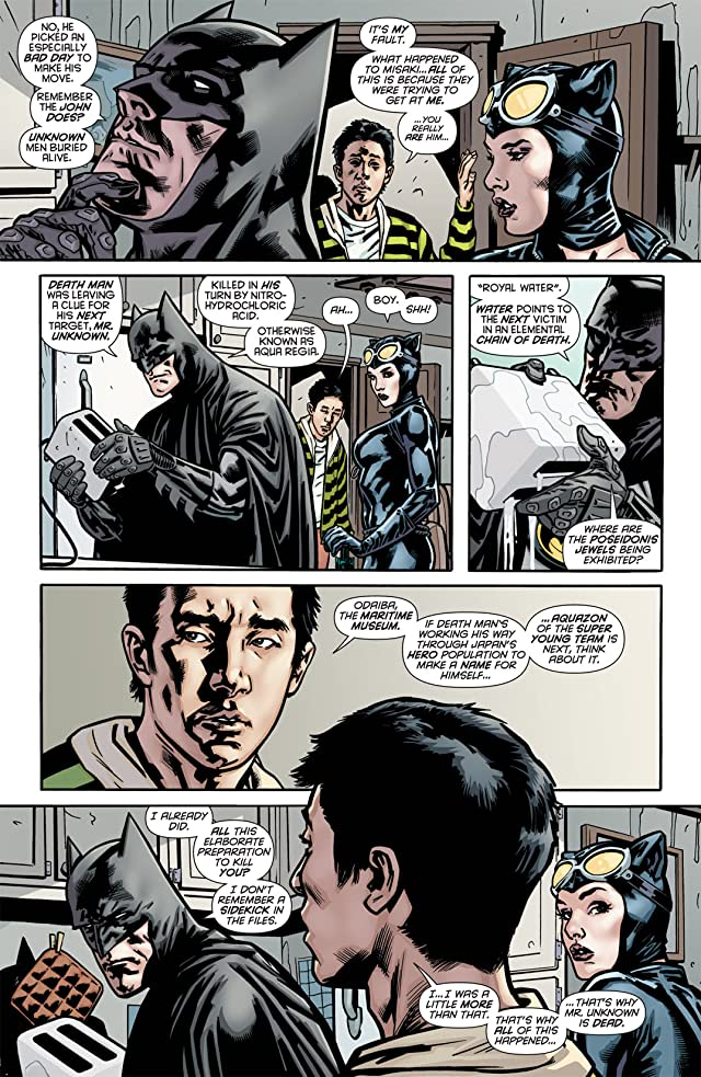 click for super-sized previews of Batman Incorporated #2