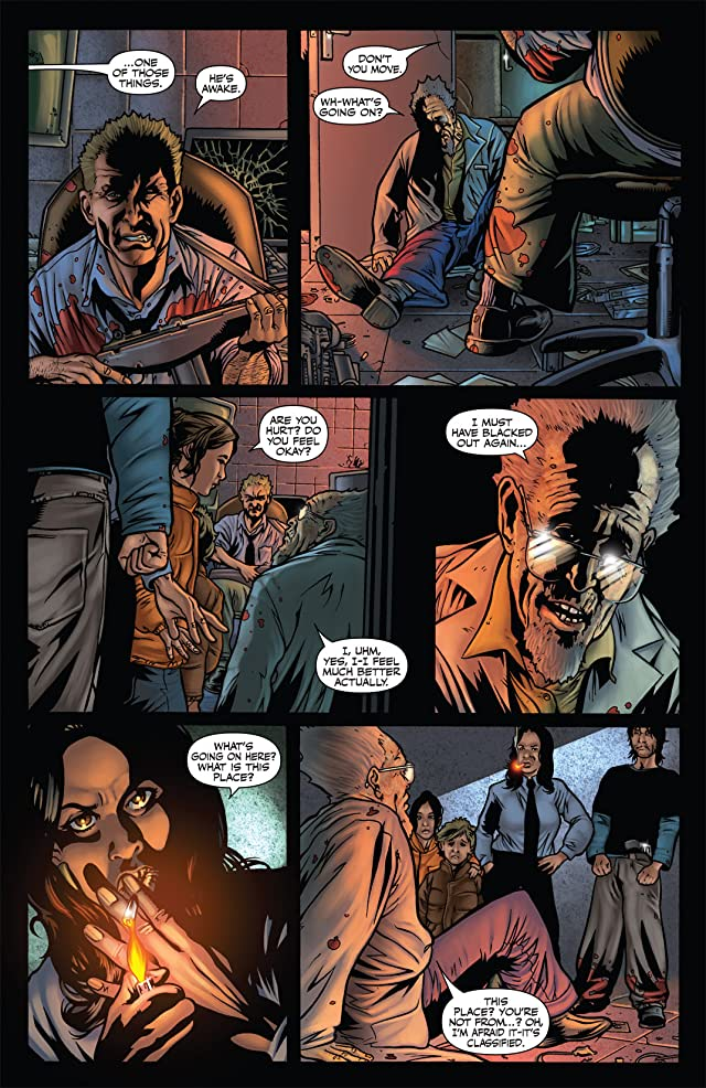 Raise the Dead #3 (of 4)