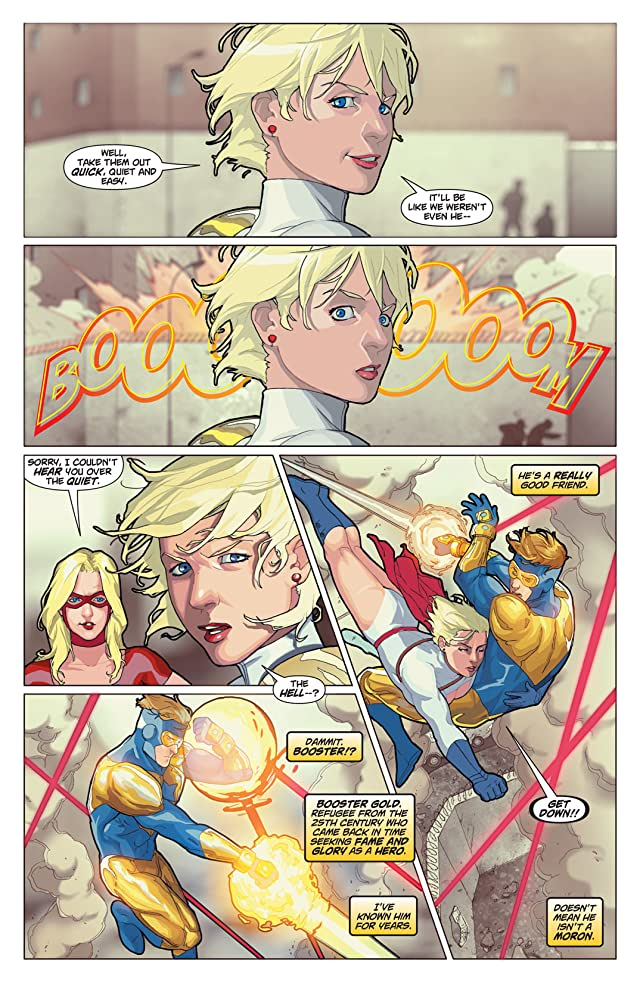 Power Girl #13