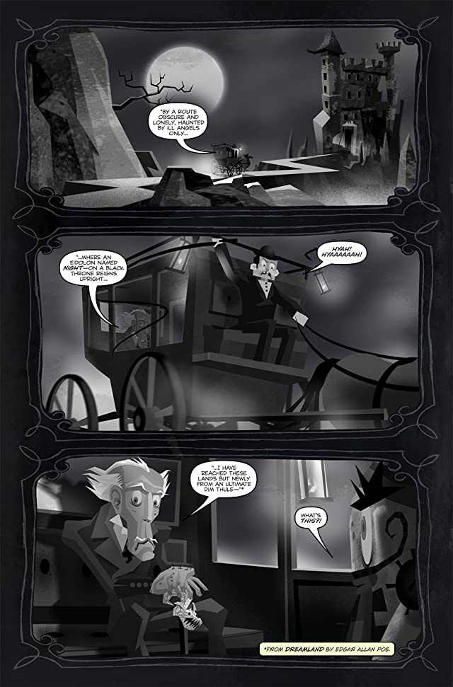 click for super-sized previews of American Mcgee's Grimm #3