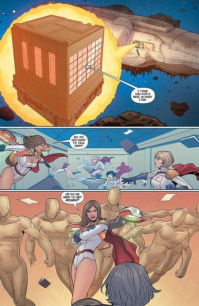 Power Girl #26