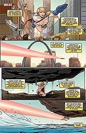 Power Girl (2009-2011) #27