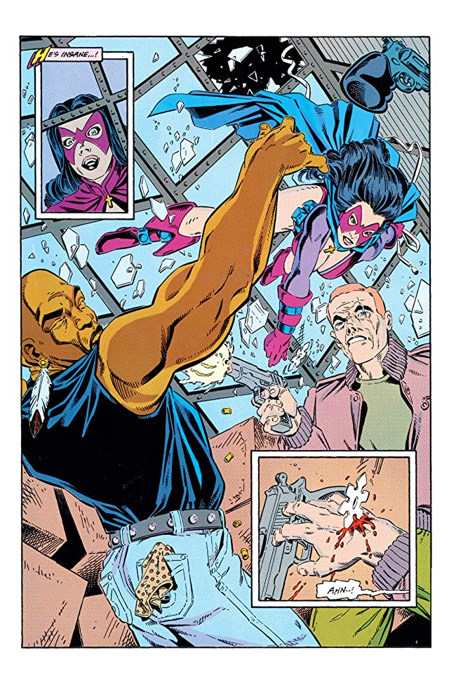 click for super-sized previews of Showcase '93 #9