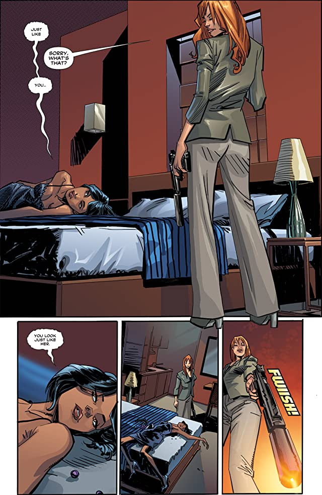 click for super-sized previews of THUNDER Agents #8