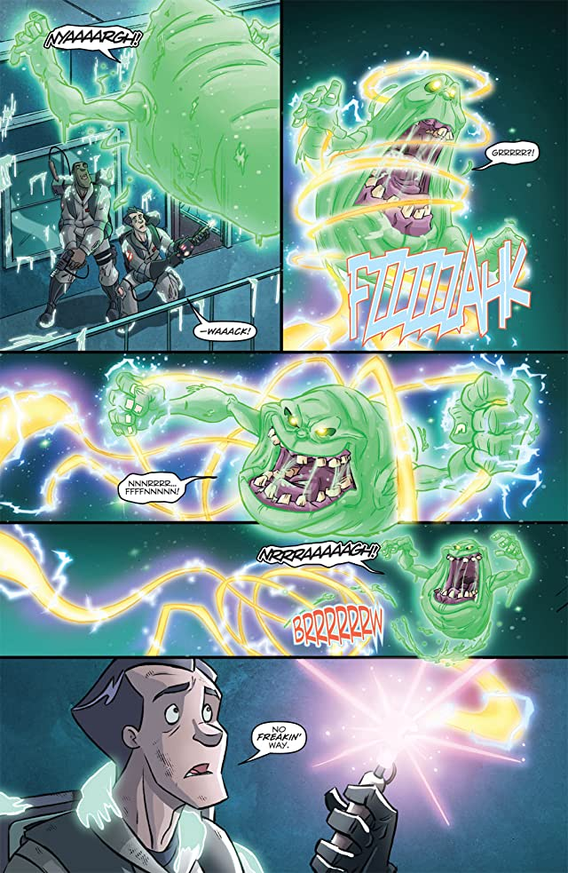click for super-sized previews of Ghostbusters (2011-2012) #2