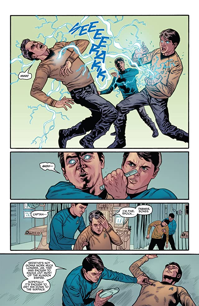 click for super-sized previews of Star Trek (2011-) #2