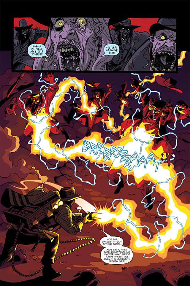 click for super-sized previews of Ghostbusters: Displaced Aggression #1