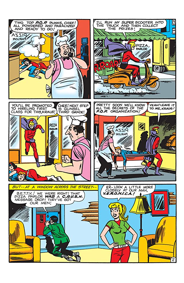 Archie & Friends #158