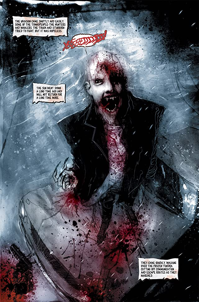 click for super-sized previews of 30 Days of Night #2