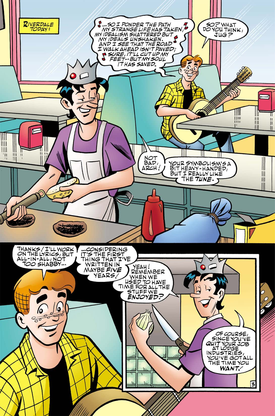Archie Marries Veronica #13