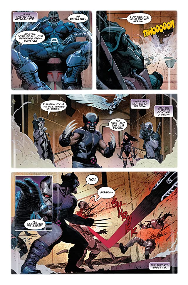 click for super-sized previews of Uncanny X-Force (2010-2012) #2