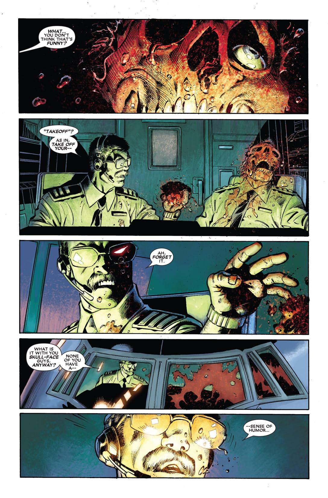 Ghost Rider (2006-2009) #12