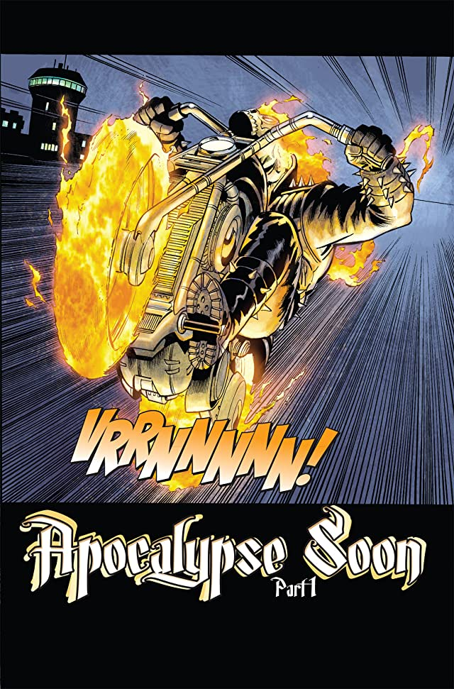 click for super-sized previews of Ghost Rider (2006-2009) #12