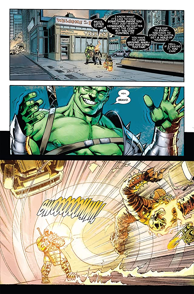 click for super-sized previews of Ghost Rider (2006-2009) #13