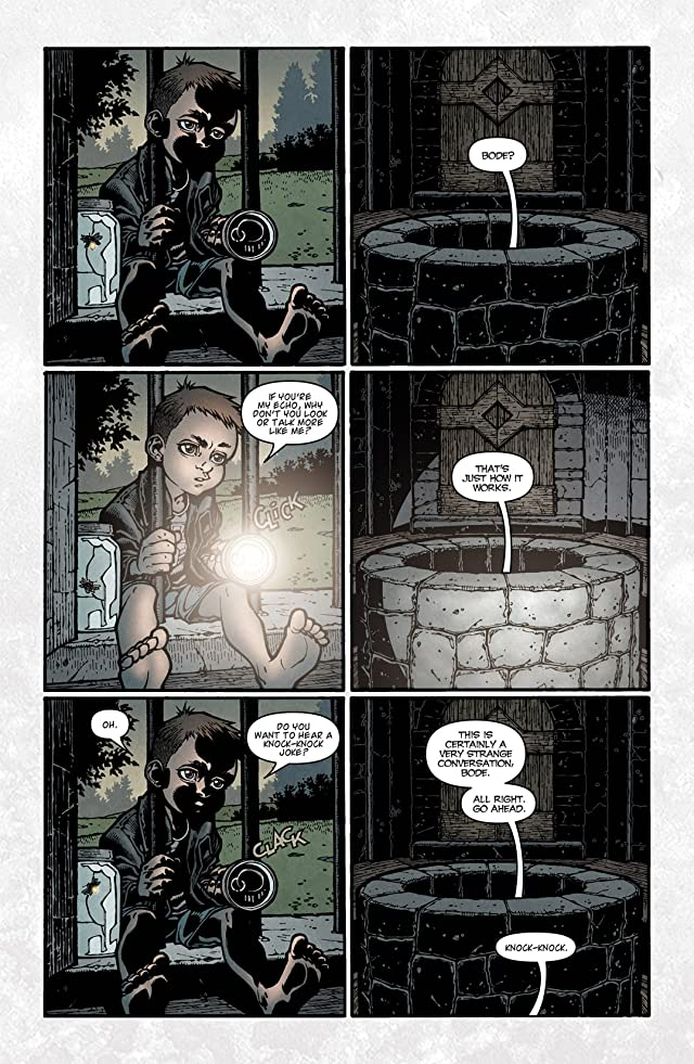 Locke & Key: Welcome to Lovecraft #5