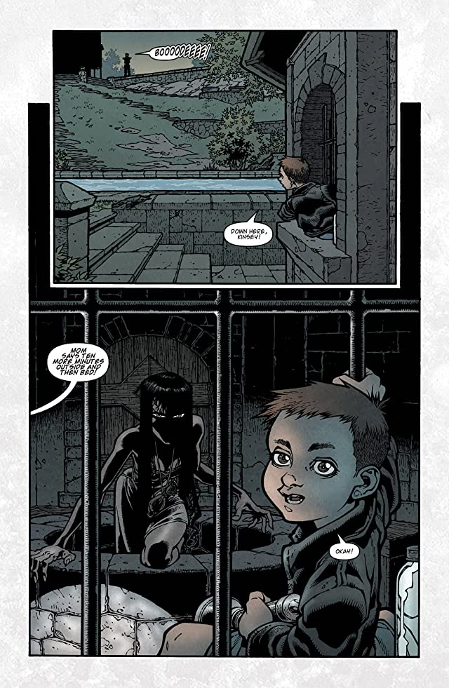 click for super-sized previews of Locke & Key: Welcome to Lovecraft #5