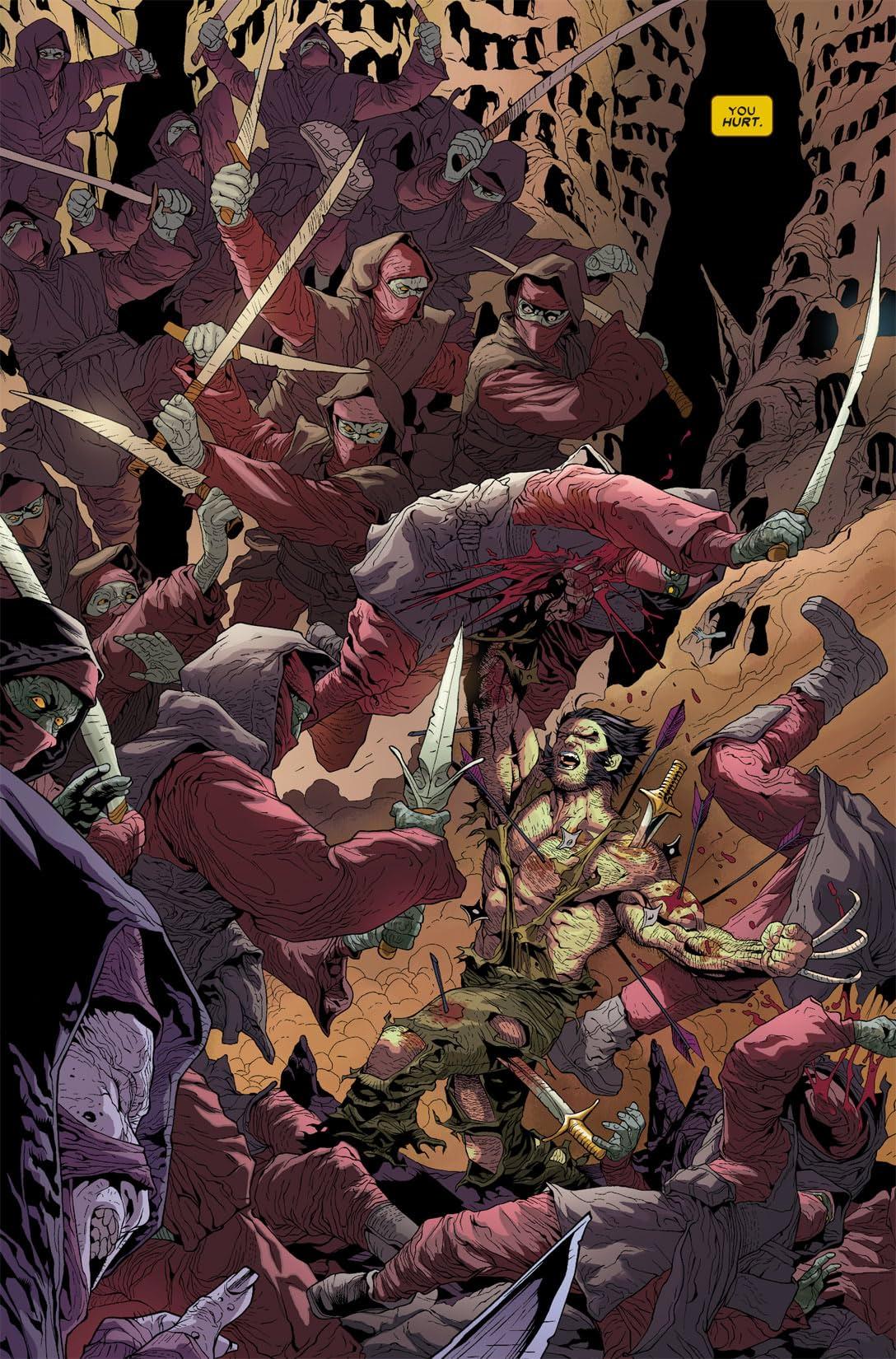 Wolverine (2010-2012) #2