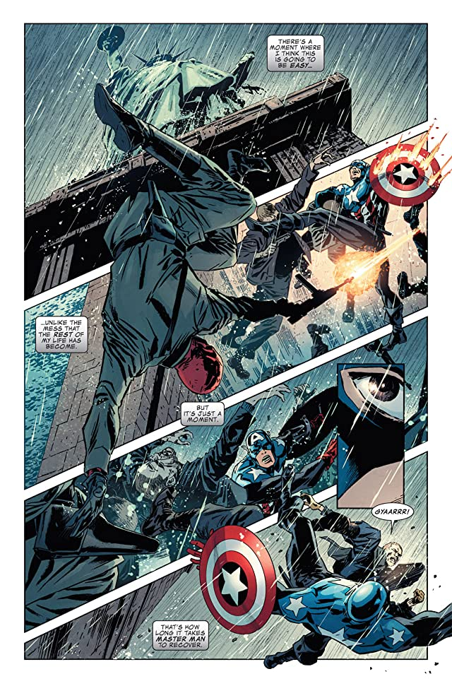 click for super-sized previews of Captain America (2004-2011) #615