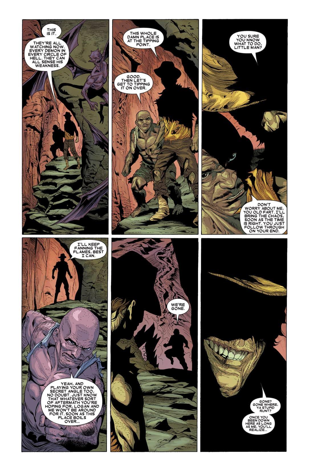 Wolverine (2010-2012) #4