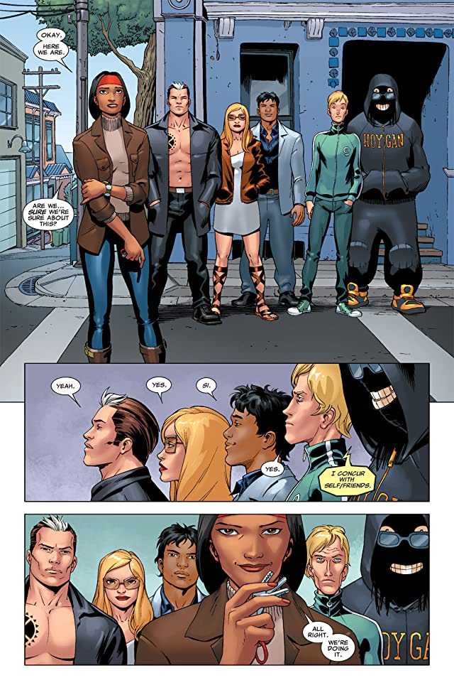 click for super-sized previews of New Mutants (2009-2011) #33