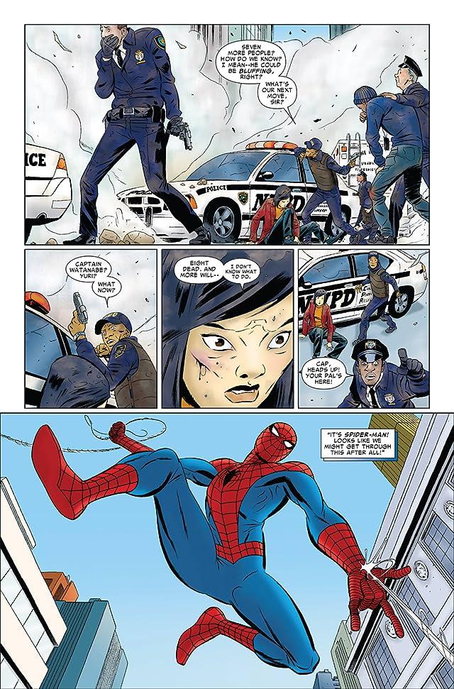 Amazing Spider-Man (1999-2013) #656