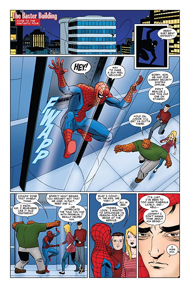 click for super-sized previews of Amazing Spider-Man (1999-2013) #657