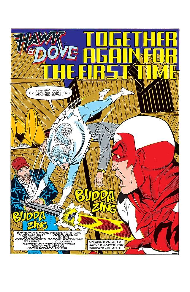 Hawk & Dove (1988) #2 (of 5)
