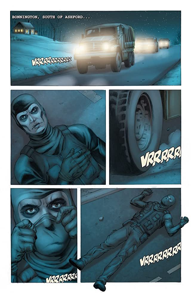 click for super-sized previews of Modern Warfare 2: Ghost #5