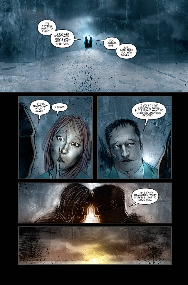 click for super-sized previews of 30 Days of Night: Dark Days #1