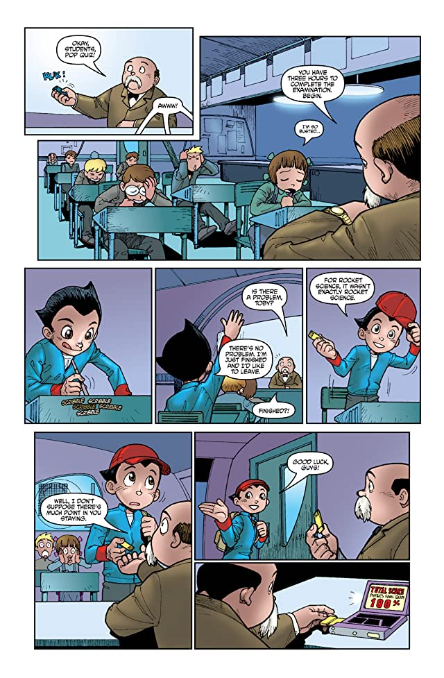 Astro Boy: The Official Movie Adaptation #1