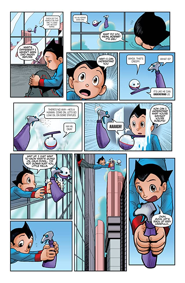 Astro Boy: The Official Movie Adaptation #2