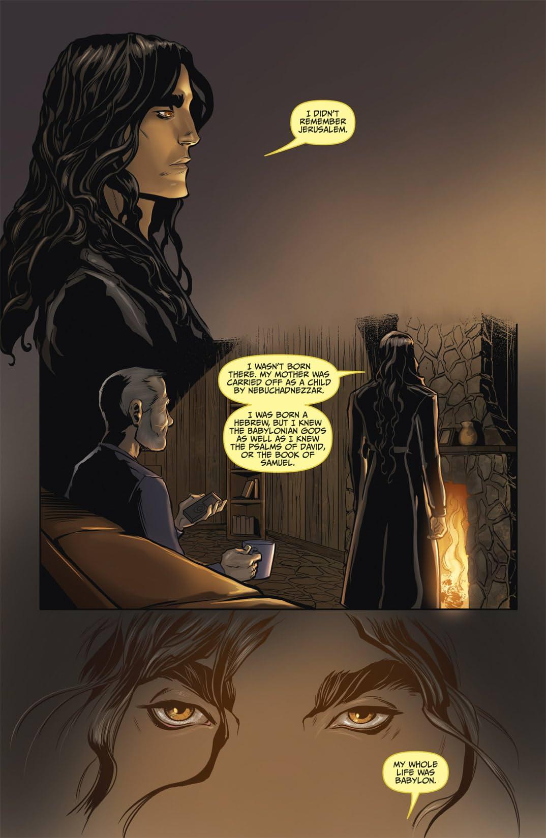 Anne Rice's Servant of the Bones #2 (of 6)