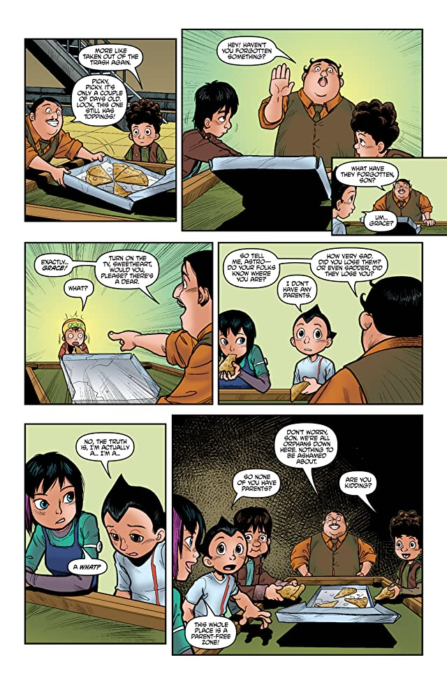Astro Boy: The Official Movie Adaptation #3