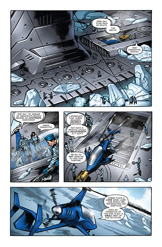 click for super-sized previews of G.I. Joe #10