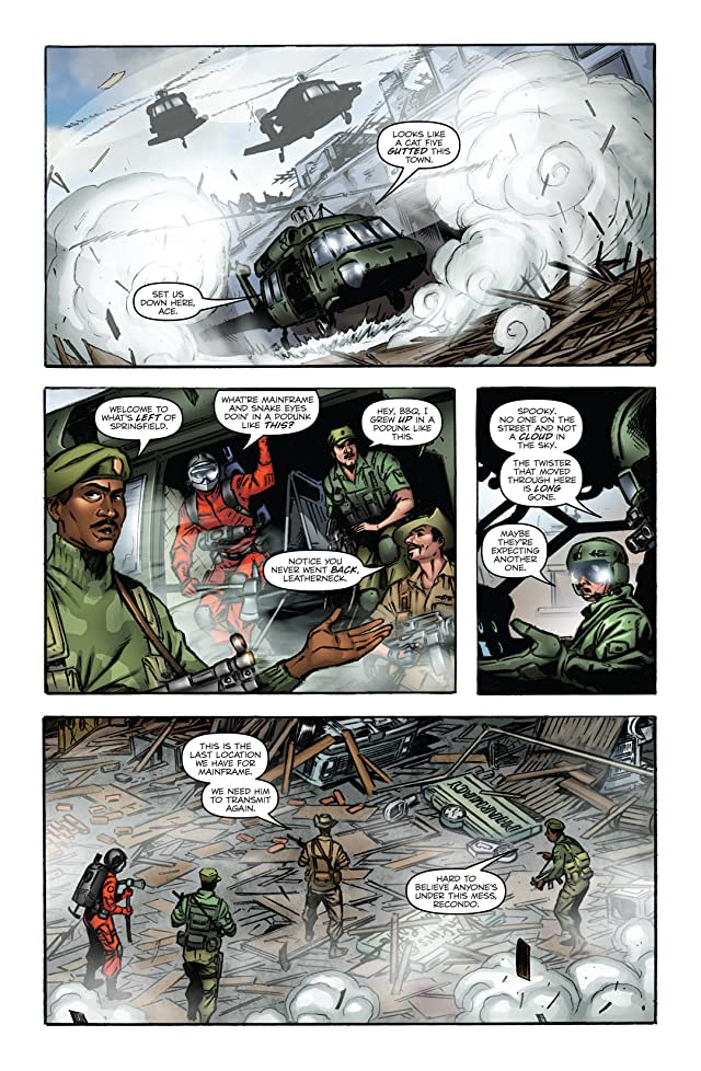 click for super-sized previews of G.I. Joe #11