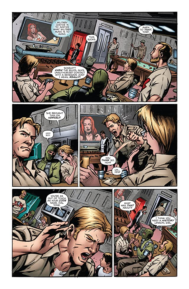 click for super-sized previews of G.I. Joe #7