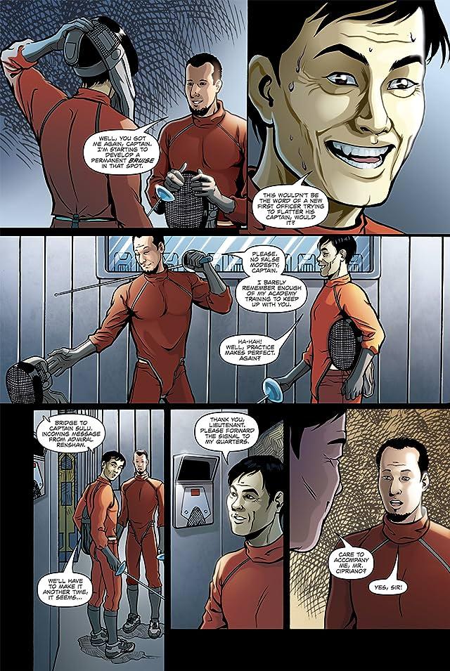 Star Trek: Captain's Log #1: Sulu