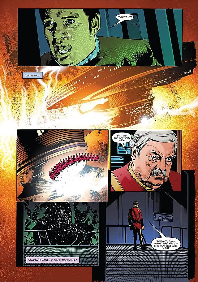 click for super-sized previews of Star Trek: Captain's Log #2: Harriman