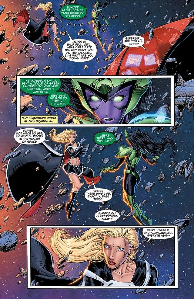 Justice League of America (2006-2011) #55