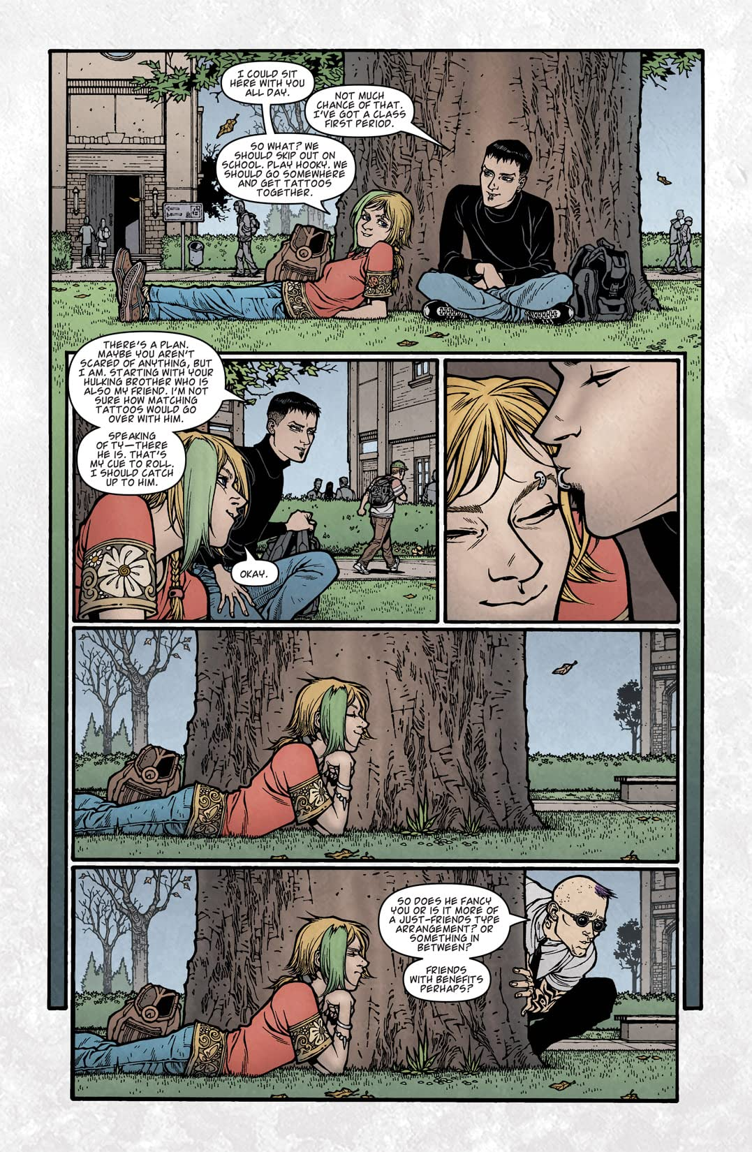 Locke & Key: Crown of Shadows #2