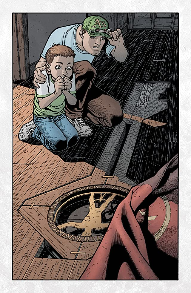 click for super-sized previews of Locke & Key: Crown of Shadows #3