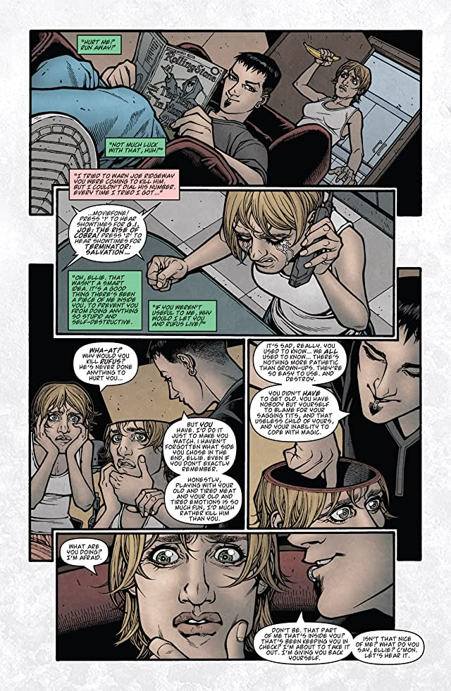 click for super-sized previews of Locke & Key: Head Games #6
