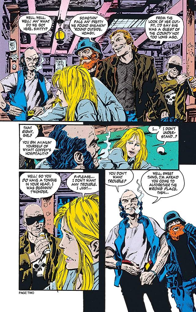 John Byrne's Next Men #3