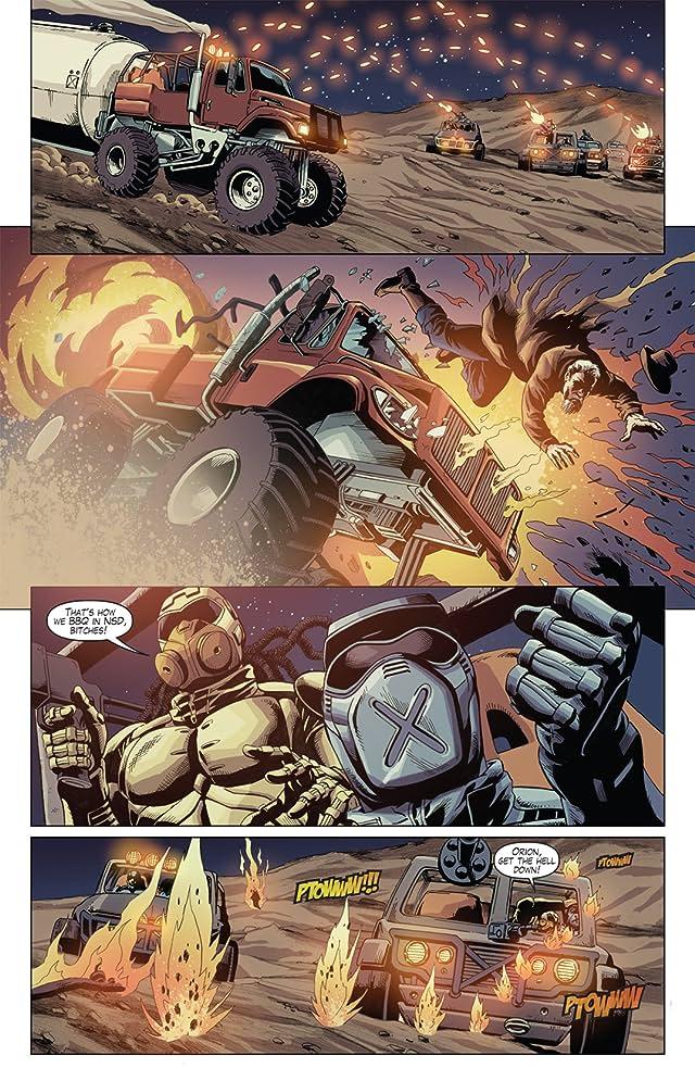 Marksmen #4 (of 6)