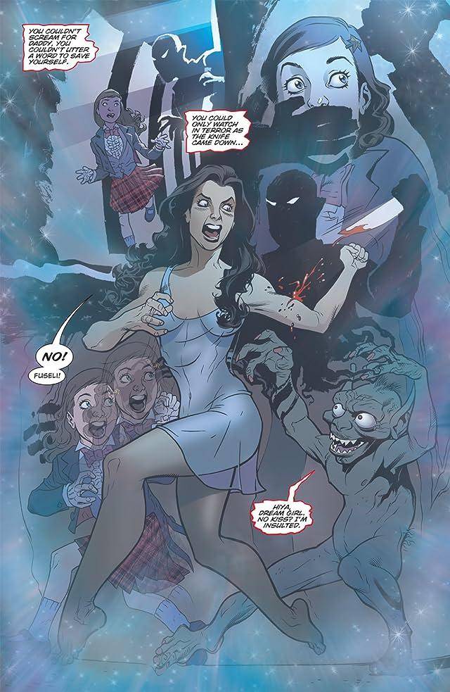 click for super-sized previews of Zatanna (2010-2011) #2