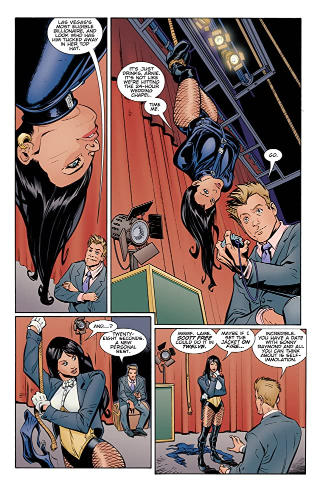 click for super-sized previews of Zatanna (2010-2011) #4