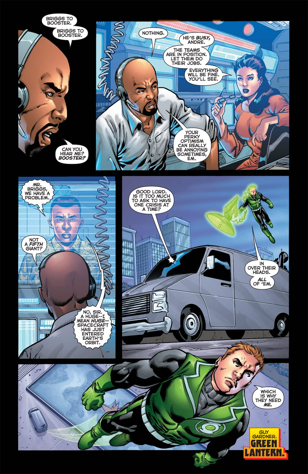 Justice League International (2011-2012) #3